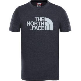The North Face Kids Easy Tee S/S Tee TNF Dark Grey Heather/High Rise Grey